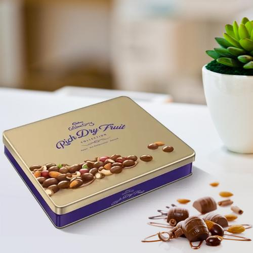 Cadburys Celebration Rich Dry Fruits Collection Tin