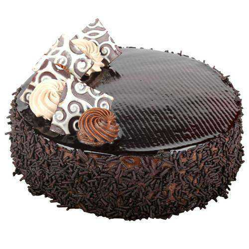 Enticing Chocolate Cake