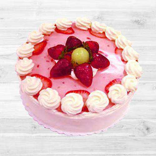 Relish Strawberry Cake
