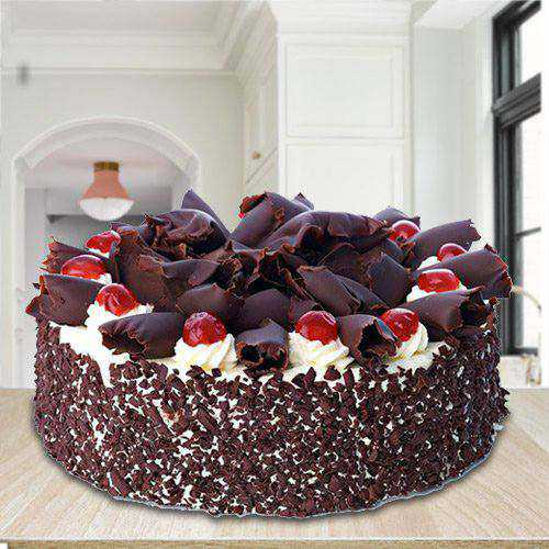 Classical 2.2 Lbs Black Forest Cake from 3/4 Star Bakery