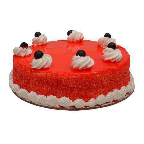 Bakery-Fresh Red Velvet Cake