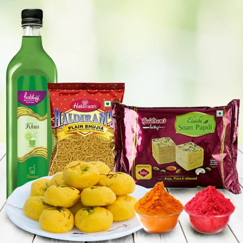 Bonnie-Bouche Haldirams Food Hamper