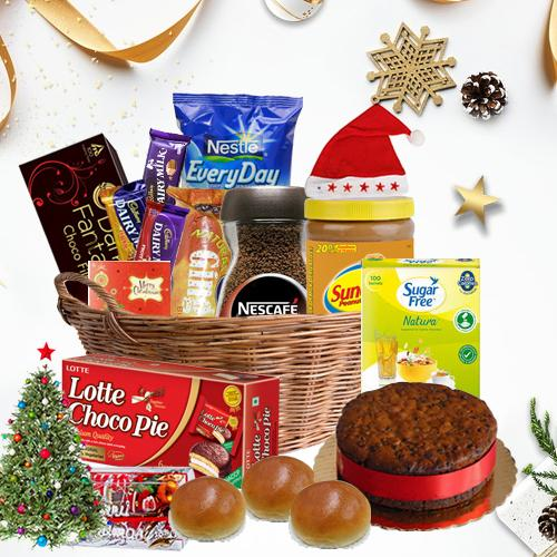 Grand X-Mas Celebration Gift Hamper