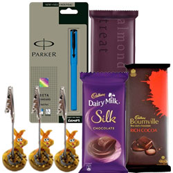 Chocolates  N  Pen for Him