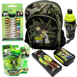 Gorgeous Presentation of Ben 10 Gift Items