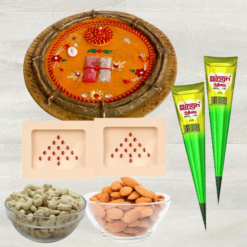 Marvelous Karwa Chauth Shagun Hamper
