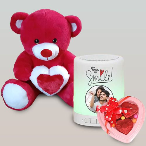 Exclusive Teddy Delight Gift Combo