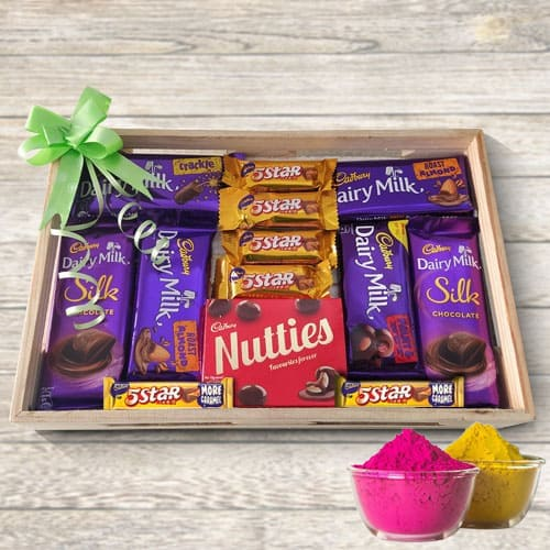 Yummy Mixed Chocolates Gift Tray