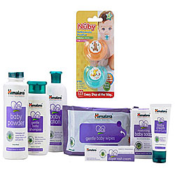Fabulous Himalaya Baby Care Gift Set