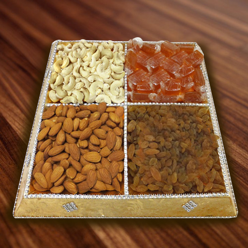 Vitamin-rich Assorted Dry Fruits