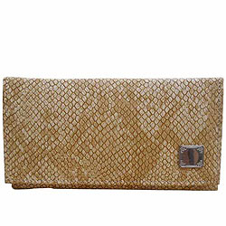 Marvelous Spice Art Ladies Beige Wallet
