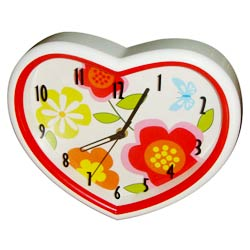 Wonderful Heart Shaped Watch Gift