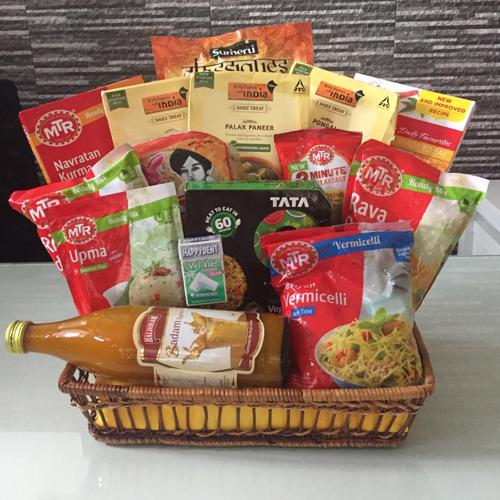 Humble Everyday Indian Dinner Gift Hamper