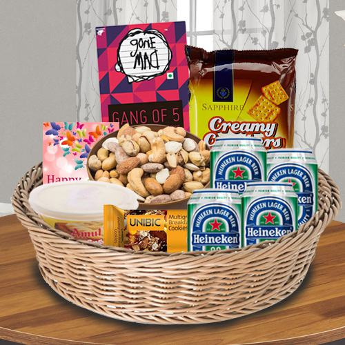 Delightful Irish Gifts Basket