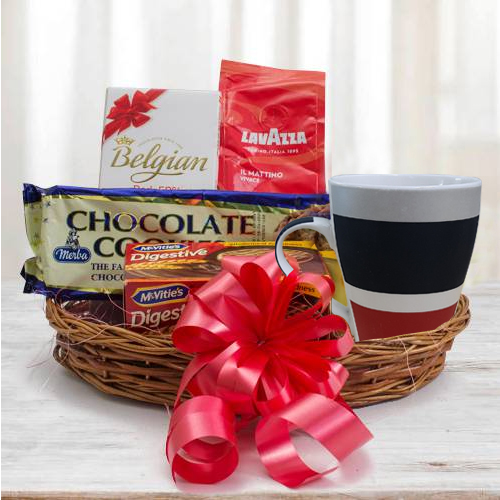 Exclusive Breakfast Hamper