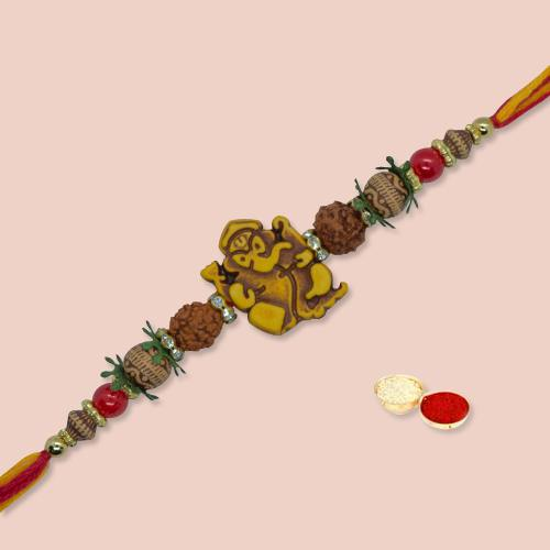 Elegant Rakhi for Brother