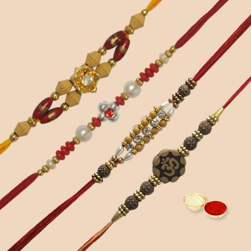 Amazing Rakhi sets
