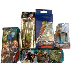 Marvels Avengers 19 pcs Stationery Set for Boys