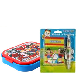 Beautiful Stationery Set with Doraemon Design