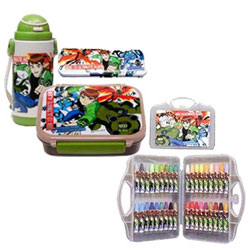 Creative All In One Ben 10 Gift Hamper