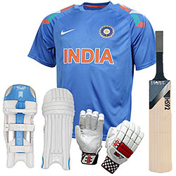 Outstanding Virat Kohli Batting Kit