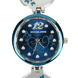 Fabulous Blue Fashion Wrist Watch for Women